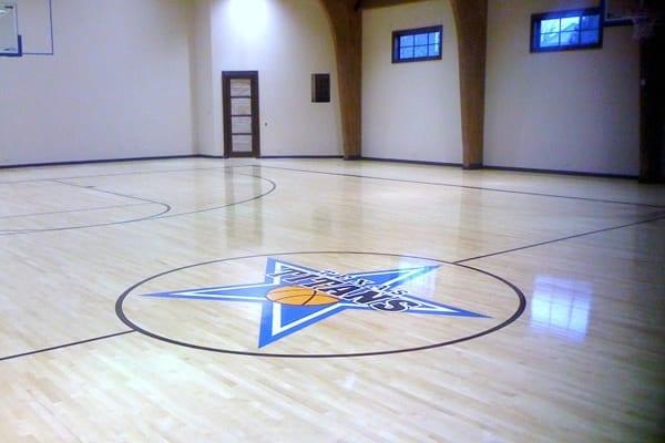 Basketball court floor photos z floor sport flooring for Sport court floor