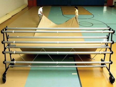 Vinyl Gym Floor Covers Z Floor Sport Flooring
